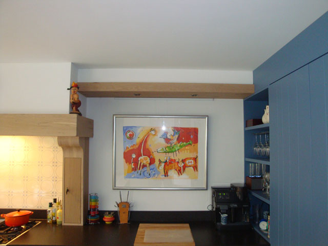Eiken Keuken Showroom : Eiken keuken 8 Keukens Konings (Essen)