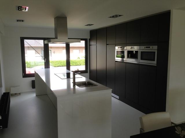 Moderne keukens belgie for Moderne keuken
