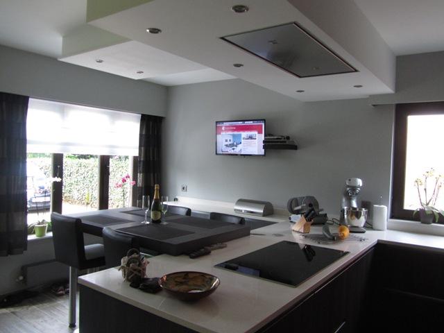 Moderne keukens belgie for Moderne keuken ideeen