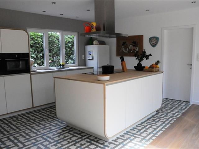 Moderne Retro Keuken : Moderne keuken keukens konings essen